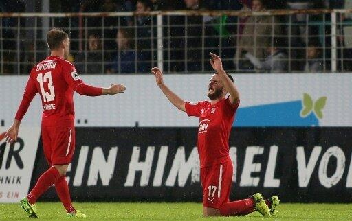 Die Zwickauer feierten einen souveränen 3:0-Heimerfolg