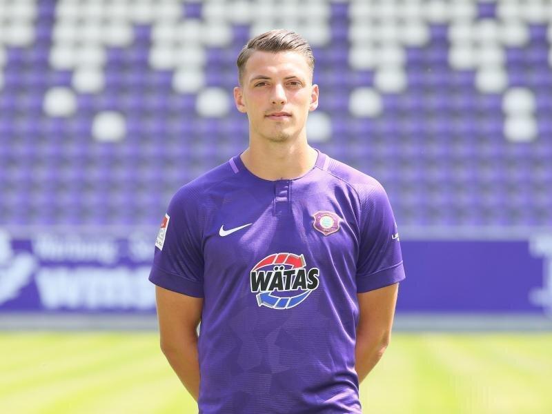 Nicolai Rapp wechselt vom FCErzgebirge Aue zum 1. FCUnion in die Hauptstadt.