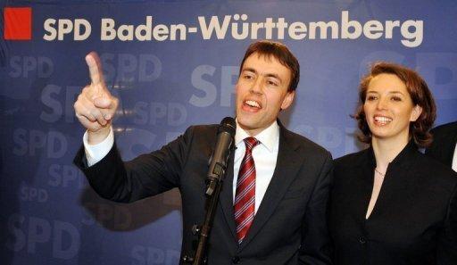 Nils Schmid hat klar verloren und dennoch viel gewonnen: Schließlich wird die baden-württembergische SPD nach fast 58 CDU-Vorherrschaft in Stuttgart aller Voraussicht nach mitregieren - wenn auch nur als Juniorpartner der Grünen.