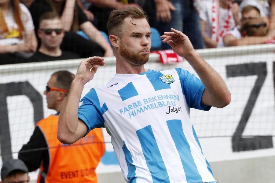 Liveticker: Chemnitzer FC holt den Sachsenpokal
