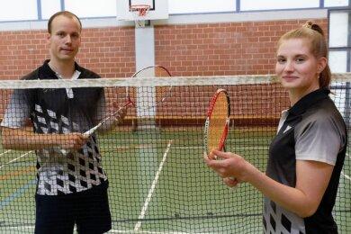 Konstantin Hack und Judith Räder verstärken den TSV Niederwürschnitz in der Badminton-Landesklasse. Hack hat zuletzt dort gespielt, wo der TSV gern hin möchte: in der Regionalliga.