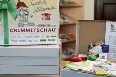 So sehen die Babypakete in Crimmitschau aus.