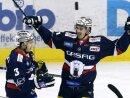 Die Eisbären Berlin siegten im Top-Spiel gegen München