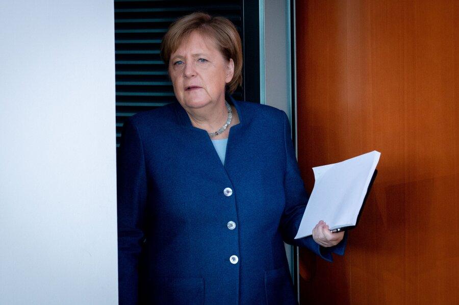 Bundeskanzlerin und CDU-Chefin Angela Merkel.
