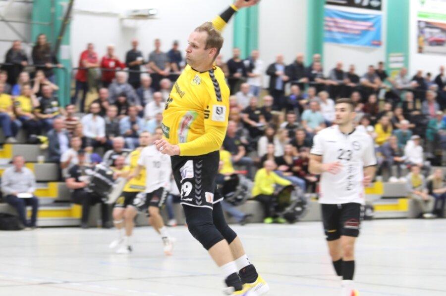 So frei wie in der vergangenen Woche wird Ivan Kucharik vom SV 04 Oberlosa in Hannover wohl nur sehr selten zum Wurf kommen. Der TuS Vinnhorst zählt als absoluter Staffelfavorit.