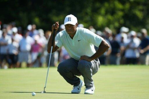 Woods bestätigt seine gute Form