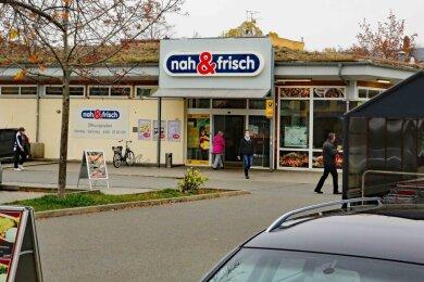 """Der Einkaufsmarkt """"nah & frisch"""" wird geschlossen."""