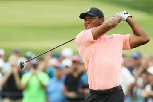 Tiger Woods verliert in Newtown Square die Führung