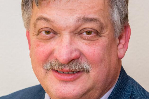 Heinrich Kohl - Oberbürgermeister von Aue