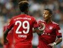 Thiago und Coman sind nach Verletzungen wieder zurück