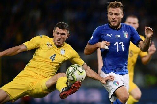 Italien gab gegen die Ukraine eine Führung aus der Hand