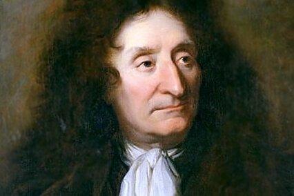 Jean de La Fontaine - Dichter