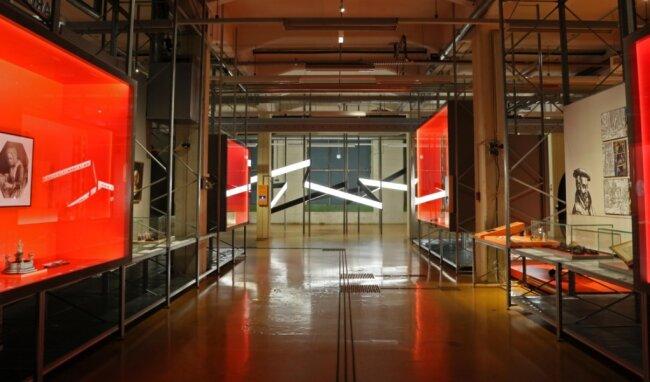 Gähnende Leere statt Besucherscharen: Aus der vorübergehenden Schließung der Landesausstellung zur Industriekultur Anfang November ist eine endgültige geworden.