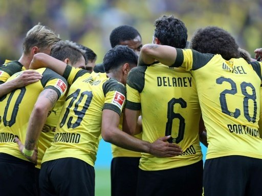 Borussia Dortmund gastiert am Abend in Hannover