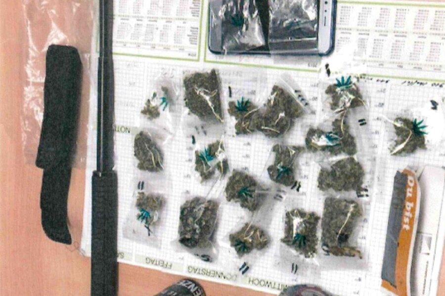 Polizei beschlagnahmt Drogen