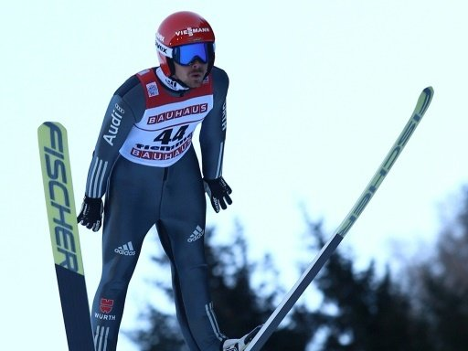 Rießle geht mit 21 Sekunden Vorsprung in den Skilanglauf
