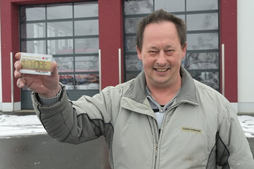Blutspendedienst macht Station in Rebesgrün