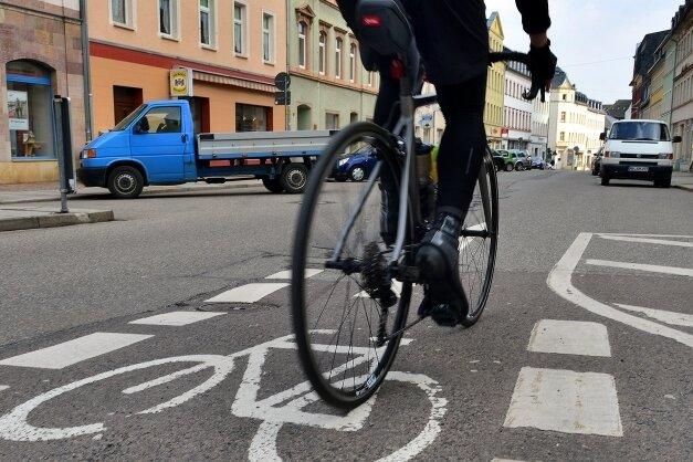 Sicherheit von Radfahrern im Blick: Kontrollen im Vogtland und in Zwickau