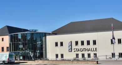 Am Mittwoch soll das Corona-Impfzentrum in Limbach-Oberfrohna den Betrieb aufnehmen.