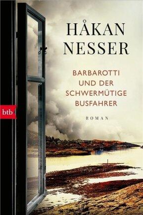 """Håkan Nesser: """"Barbarotti und der schwermütige Busfahrer"""". Btb Verlag. 416 Seiten. 22 Euro."""