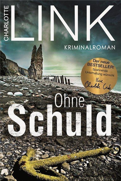 """Charlotte Link: """"Ohne Schuld"""". Blanvalet Verlag. 543 Seiten. 24 Euro."""