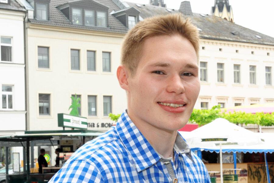 Markus Hoffmann - Sänger aus Oelsnitz