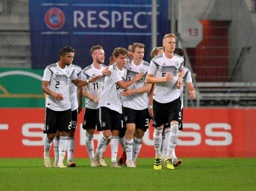 2:1 gewinnt die U21-Auswahl ihr Testspiel in Italien
