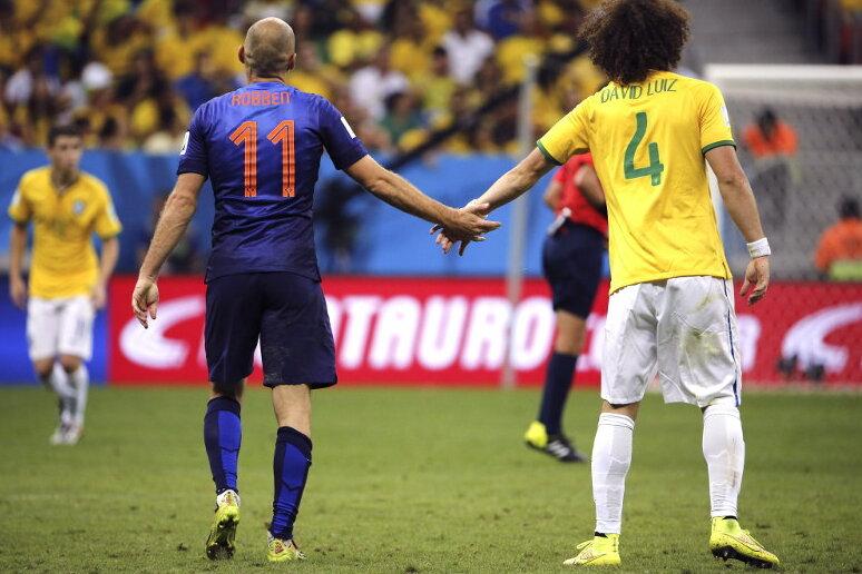 0:3 gegen Oranje: Brasilien nur Vierter - Löws DFB-Team vor Krönung
