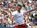 Roger Federer zieht ohne Satzverlust in Runde drei ein