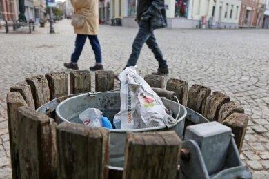 Müllentsorgung in Zwickau kostet demnächst mehr.