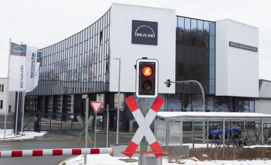 Trotz Einigung bei MAN: Zukunft des Plauener Standortes weiter offen