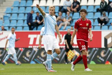 Alexander Dartsch verlässt den CFC nach nur wenigen Monaten wieder.