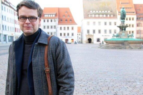Lüder Laskowski ist im Januar nach zehn Jahren als Pfarrer in Großschirma nach Leipzig gegangen.