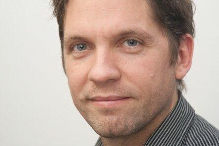 Tino Moritz, Korrespondent in Dresden