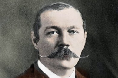 Arthur Conan Doyle - Krimiautor