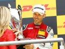 Rene Rast feiert seinen zweiten Saisonsieg
