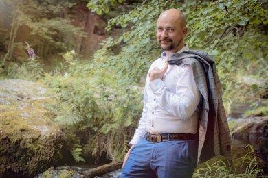 Wahlsieger Erik Jung.
