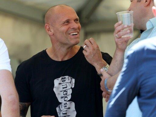 Thorsten Legat muss Mixed-Martial-Arts-Kampf absagen