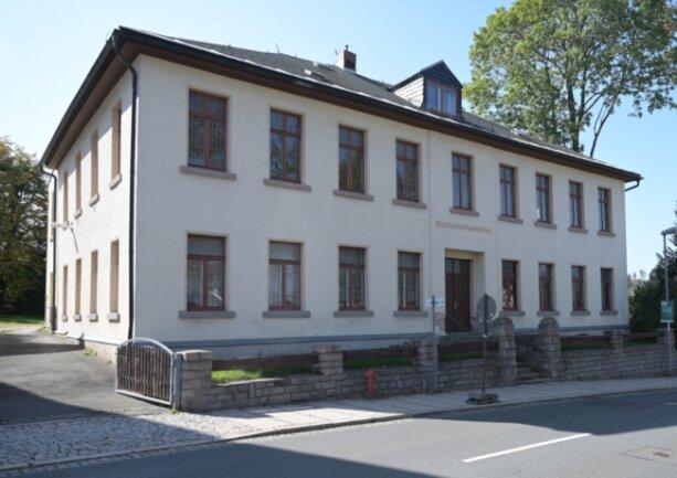 Für das Gebäude Karlsbader Straße 4 in Eibenstock gibt es Umbaupläne.
