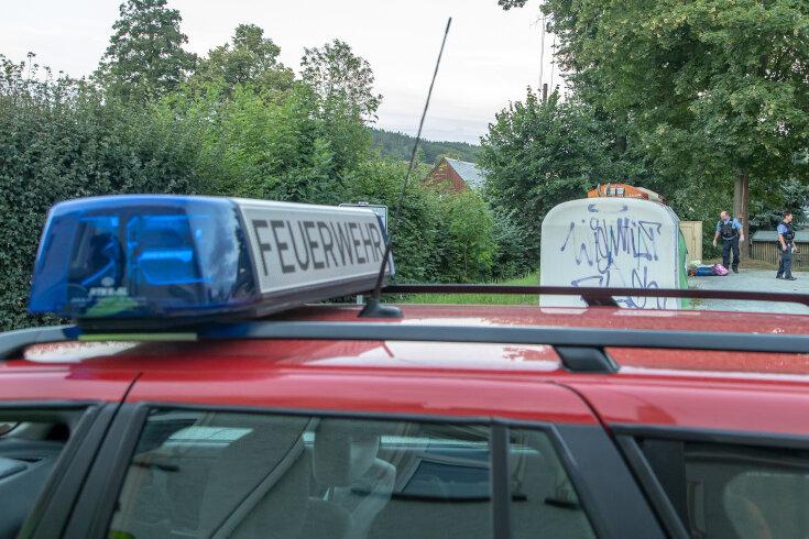 Zu einem nicht alltäglichen Einsatz sind am Samstagabend der Kameraden der Feuerwehr in Thalheim alarmiert worden.