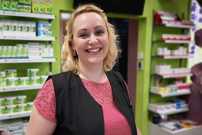 Yvonne Intering - Pharmazeutisch-technische Assistentin