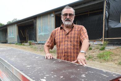 Frank Petermann - Bürgermeistervon Mühlau