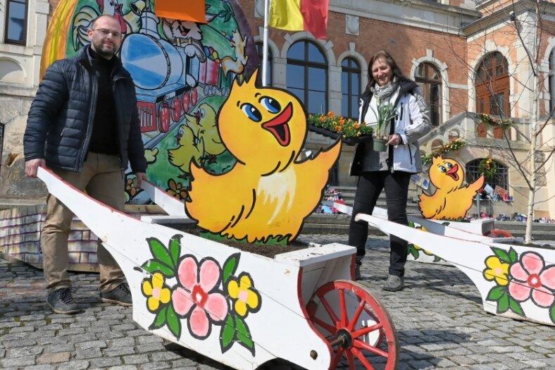Thalheim und Stollberg startklar für Ostern