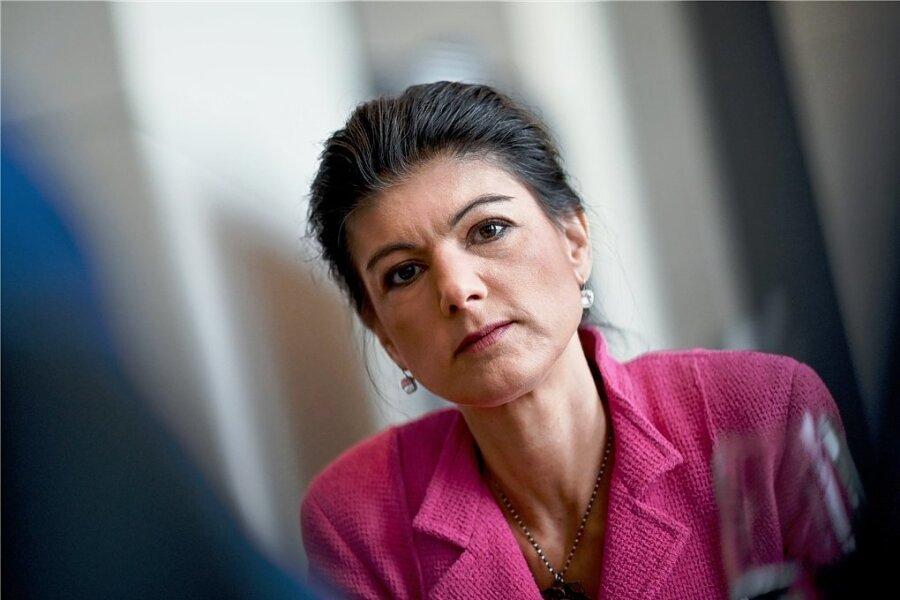 Sahra Wagenknecht (Linke) übt in ihrem neuen Buch Kritik am Linkssein als Lebensgefühl.