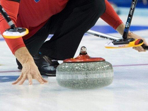 Die deutschen Curler verlieren gegen Norwegen