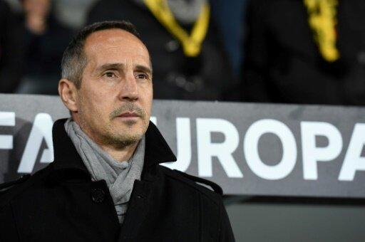 Eintracht Frankfurt verpflichtet Adi Hütter als Trainer