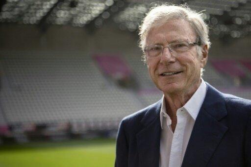 Hans-Peter Wild ist der wichtigste Geldgeber des DRV