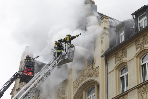 Tödlicher Wohnhausbrand in Plauen: 27-Jähriger zu lebenslanger Freiheitsstrafe verurteilt