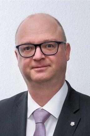 SteffenHeidenreich - Vorsitzender des SächsischenHausärzteverbandes