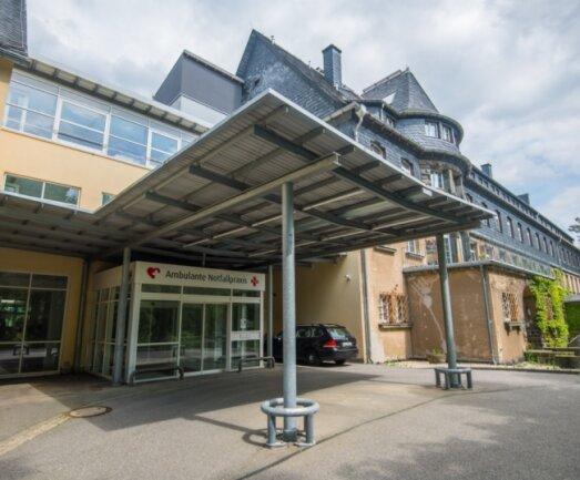 Wie soll es mit dem ehemaligen Bergarbeiter-Krankenhaus in Schneeberg weitergehen?